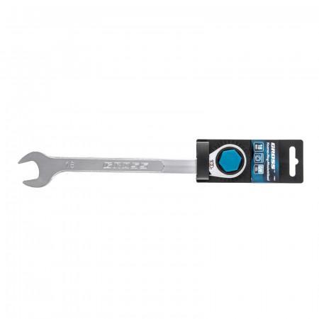 Ключ комбинированный трещоточный, 18 мм, количество зубьев 100. Gross