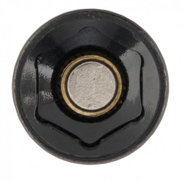Бита с торцевой головкой, магнит. Nut-Driver, 12 мм, S2. GROSS